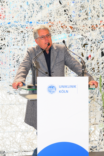 Prof. Dr. Peter Heinen, Foto: Uniklinik Köln