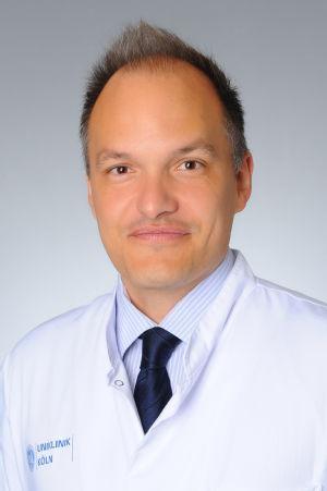 Prof. Dr. Christian Reinhardt, Uniklinik Köln Klinik I für Innere Medizin