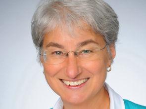 Prof. Dr. Brunhilde Wirth, Direktorin des Instituts für Humangenetik an der Uniklinik Köln