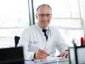 Prof. Dr. Thomas Benzing, Direktor der Klinik II für Innere Medizin
