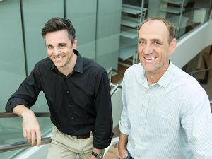 Priv.-Doz. Dr. Sebastian Theurich und Prof. Dr. Jens C. Brüning