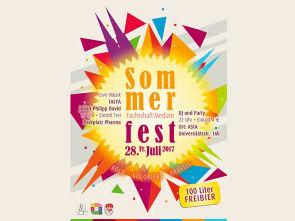 Sommerfest der Medizin am 28.07.2017