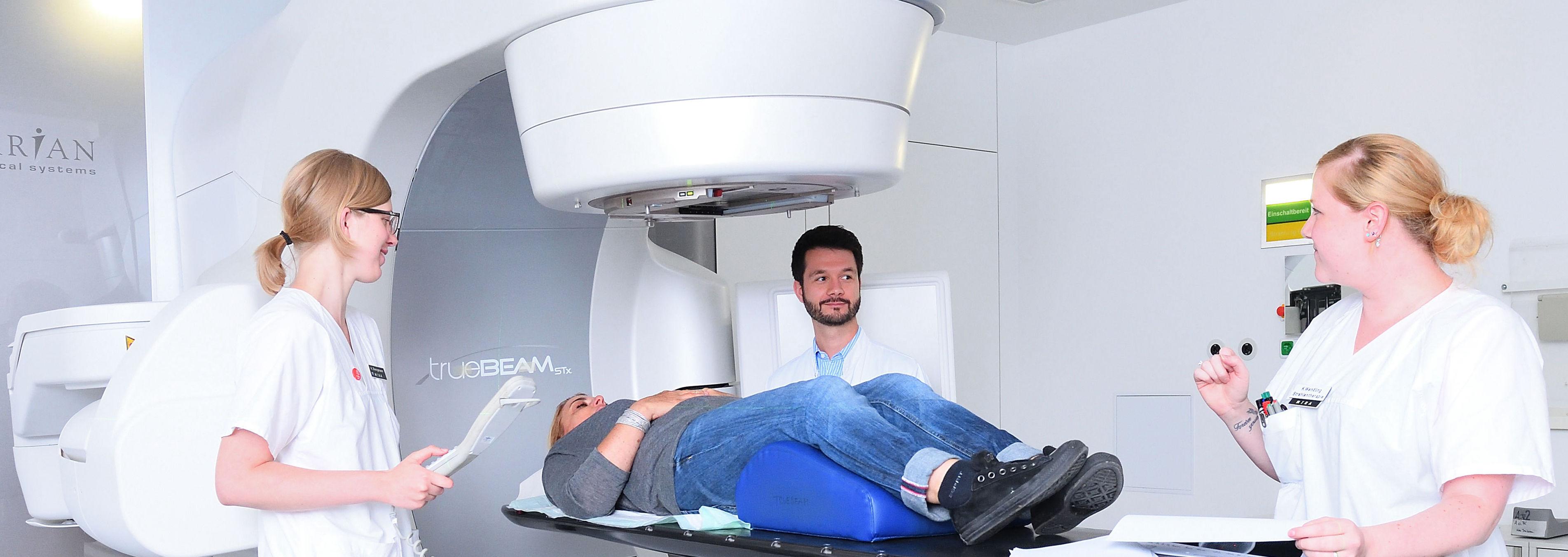 Strahlentherapie Uniklinik Köln
