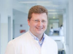Prof. Dr. Marc Schlamann, Foto: UKGM