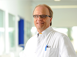 Prof. Dr. Bernd Böttiger, Foto: Uniklinik Köln
