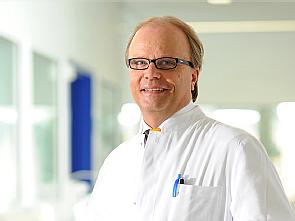 Prof. Dr. Bernd Böttiger, Foto: Uniklink Köln