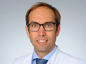 Prof. Dr. Alexander Drzezga, Direktor der Klinik für Nuklearmedizin