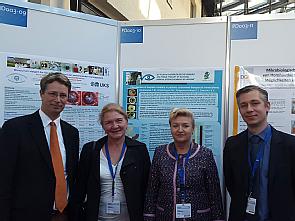 Das Filatov Eye Institute Odessa und die Augenklinik, UK Köln, untersuchen die Möglichkeiten der Xenotransplantation.