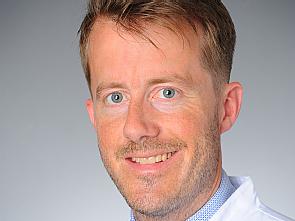 Priv.-Doz. Dr. Hans F. Fuchs, Foto: Uniklinik Köln