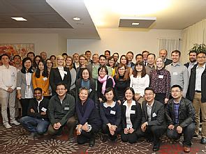Die Teilnehmer des Chinesisch-deutschen Symposiums