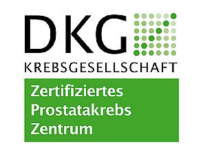 Zertifiziertes Prostatakrebszentrum