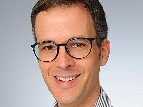 Dr. rer. nat. Jörg Isensee von der Klinik für Anästhesiologie und Operative Intensivmedizin