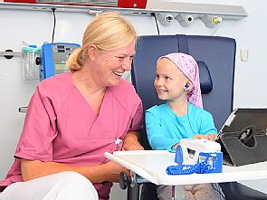 Beste Versorgung in der Kinderonkologie, Foto: Uniklinik Köln