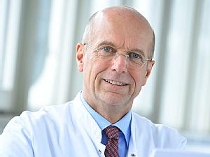 Univ.-Prof. Dr. Peer Eysel, Foto: Uniklinik Köln