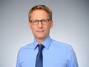 Univ.-Prof. Dr. Florian Klein, Foto: Michael Wodak