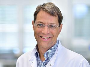 Dr. Rolf Kaiser, Foto: Uniklinik Köln