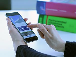 Neue Lehrmethode: Quiz-App, Foto: Uniklinik Köln