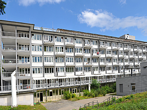 Klinik und Poliklinik für Orthopädie und Unfallchirurgie, Foto: Uniklinik Köln