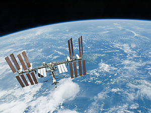 Internationale Raumstation (ISS), Foto: NASA
