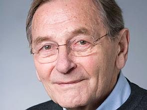 Prof. Dr. Dr. Dres. h.c. Wilhelm Stoffel, Foto: Uniklinik Köln