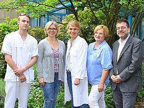 Team des Zentrums für Palliativmedizin, Foto: Uniklinik Köln