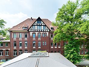 Kinder- und Jugendpsychiatrie Uniklinik Köln, Foto: Uniklinik Köln