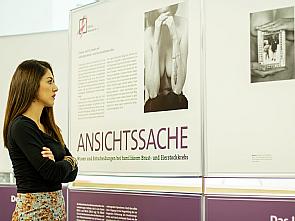 Die Ausstellung kann noch bis 6. Oktober besucht werden. Foto: