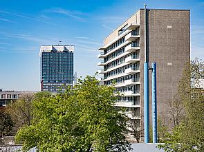 Frauenklinik und Bettenhaus, Foto: Uniklinik Köln
