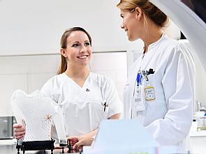 Medizinisch-Technische Radiologieassistenz (MTRA), Foto: Uniklinik Köln