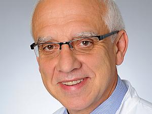 Univ.-Prof. Dr. Dr. Joachim E. Zöller, Foto: Uniklinik Köln