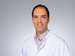 Dr. Dr. Deniz Hos, Foto: Uniklinik Köln