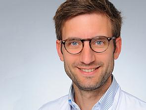Dr. Florian Gebauer, Foto: Uniklinik Köln