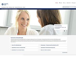 Neuer Webauftritt der Psychiatrie und Psychotherapie, Foto: Uniklinik Köln