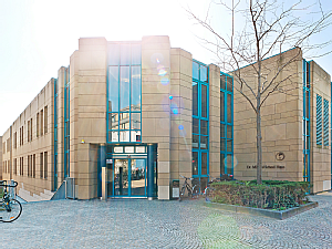 Zentrum für Palliativmedizin, Foto: Christian Wittke