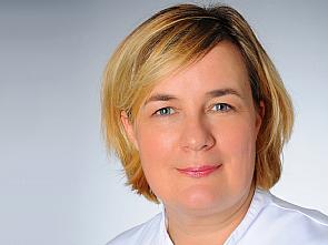Prof. Dr. Jessica Leers, Foto: Uniklinik Köln