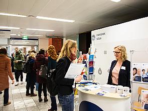Pflegekongress 2019 stieß auf großes Interesse, Foto: Uniklinik Köln