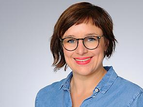 Schulleiterin Dorothee Herrmann, Foto: Uniklinik Köln