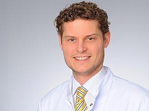Dr. Felix Gerhardt, Foto: Uniklinik Köln