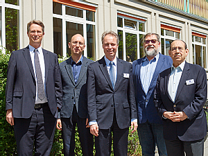 Steering Board des European Vision Institutes, Foto: Uniklinik Köln