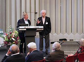 Beim Jubiläums-Symposium, Foto: Tatyana Thye