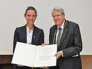 Prof. Christiane Bruns ist neues Mitglied der Leopoldina, Foto: Markus Scholz/Leopoldina