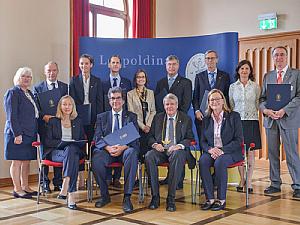 Neue Mitglieder der Leopoldina, Foto: Markus Scholz/Leopoldina