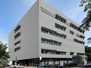 Gebäude des ZMMK, Foto: Michael Wodak