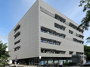 Die Forbildung findet im Gebäude des ZMMK statt, Foto: Michael Wodak