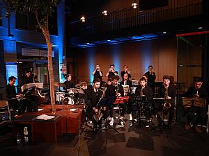 Die Big Band im Herzzentrum, Foto: Dorothea Hensen