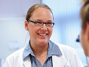 Dr. Andrea Liekweg, Foto: Michael Wodak