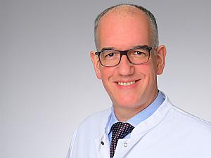 Prof. Dr. Bernhard Dorweiler, Foto: Klaus Schmidt