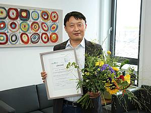 Dr. Xialoei Ding, Foto: Friedmann Reinhold