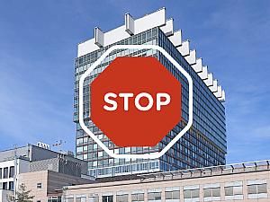Besuchsverbot für stationäre Patienten, Foto: Uniklinik Köln