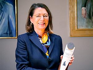 Prof. Dr. Rita Schmutzler, Foto: Adam Polczyk, Uni Köln